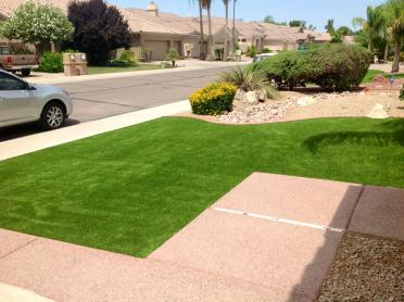 Artificial Grass Photos: Artificial Grass Installation Buellton, California Landscape Design, Small Front Yard Landscaping