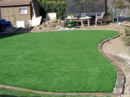 Artificial Grass Photos: Artificial Grass Installation Lompoc, California Landscape Rock, Backyard Landscaping