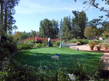 Artificial Grass Photos: Artificial Grass Lompoc, California Putting Green Carpet, Backyard Landscaping