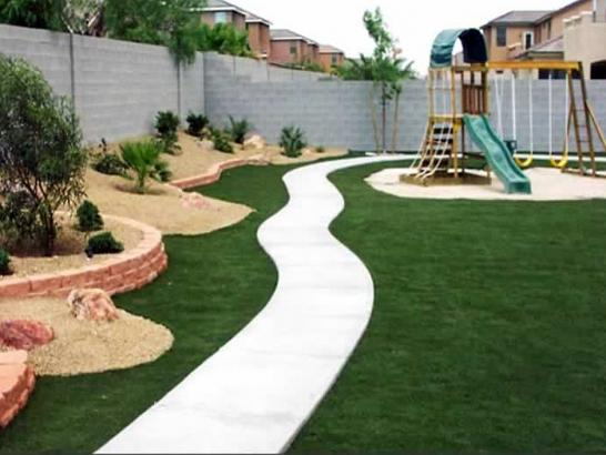 Artificial Grass Photos: Artificial Lawn Orcutt, California Landscape Ideas, Backyard Landscape Ideas