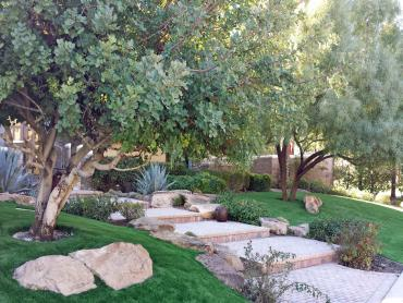 Artificial Grass Photos: Artificial Lawn Santa Barbara, California Landscaping, Backyard Makeover