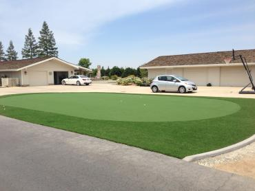 Artificial Grass Photos: Artificial Turf Installation Mission Canyon, California Landscaping Business, Front Yard Landscaping Ideas