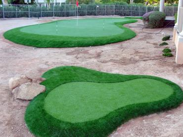 Artificial Grass Photos: Artificial Turf Solvang, California Artificial Putting Greens, Front Yard Landscaping