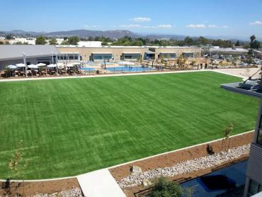 Artificial Grass Photos: Fake Lawn Buellton, California Football Field, Commercial Landscape