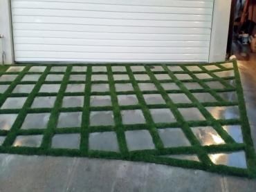 Artificial Grass Photos: Fake Lawn New Cuyama, California Paver Patio, Front Yard Design