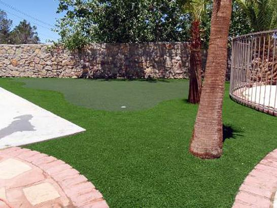 Artificial Grass Photos: How To Install Artificial Grass Carpinteria, California Diy Putting Green, Backyard Ideas