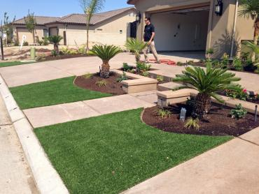 Artificial Grass Photos: How To Install Artificial Grass Los Olivos, California Backyard Playground, Front Yard Ideas