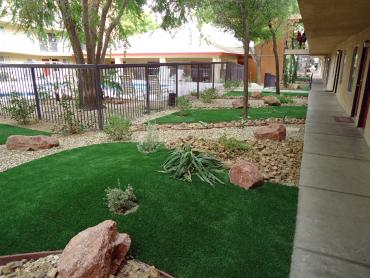 Artificial Grass Photos: Installing Artificial Grass Lompoc, California Lawn And Garden, Commercial Landscape