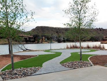 Lawn Services Mission Canyon, California Landscape Rock artificial grass