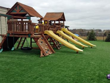 Plastic Grass Santa Maria, California Playground Flooring, Commercial Landscape artificial grass
