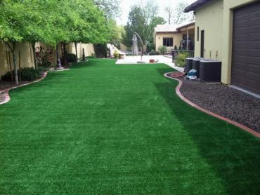 Synthetic Grass Cost Mission Hills, California Lawns, Backyard Ideas artificial grass