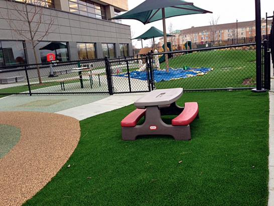 Artificial Grass Photos: Synthetic Grass Isla Vista, California Playground Flooring, Above Ground Swimming Pool