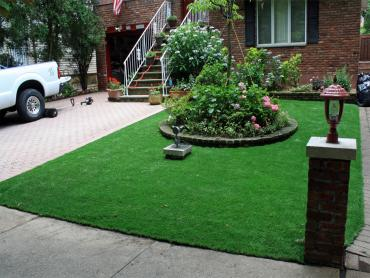 Artificial Grass Photos: Synthetic Turf Supplier Mission Canyon, California, Front Yard Landscaping